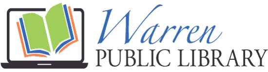 Warren Public Library Logo